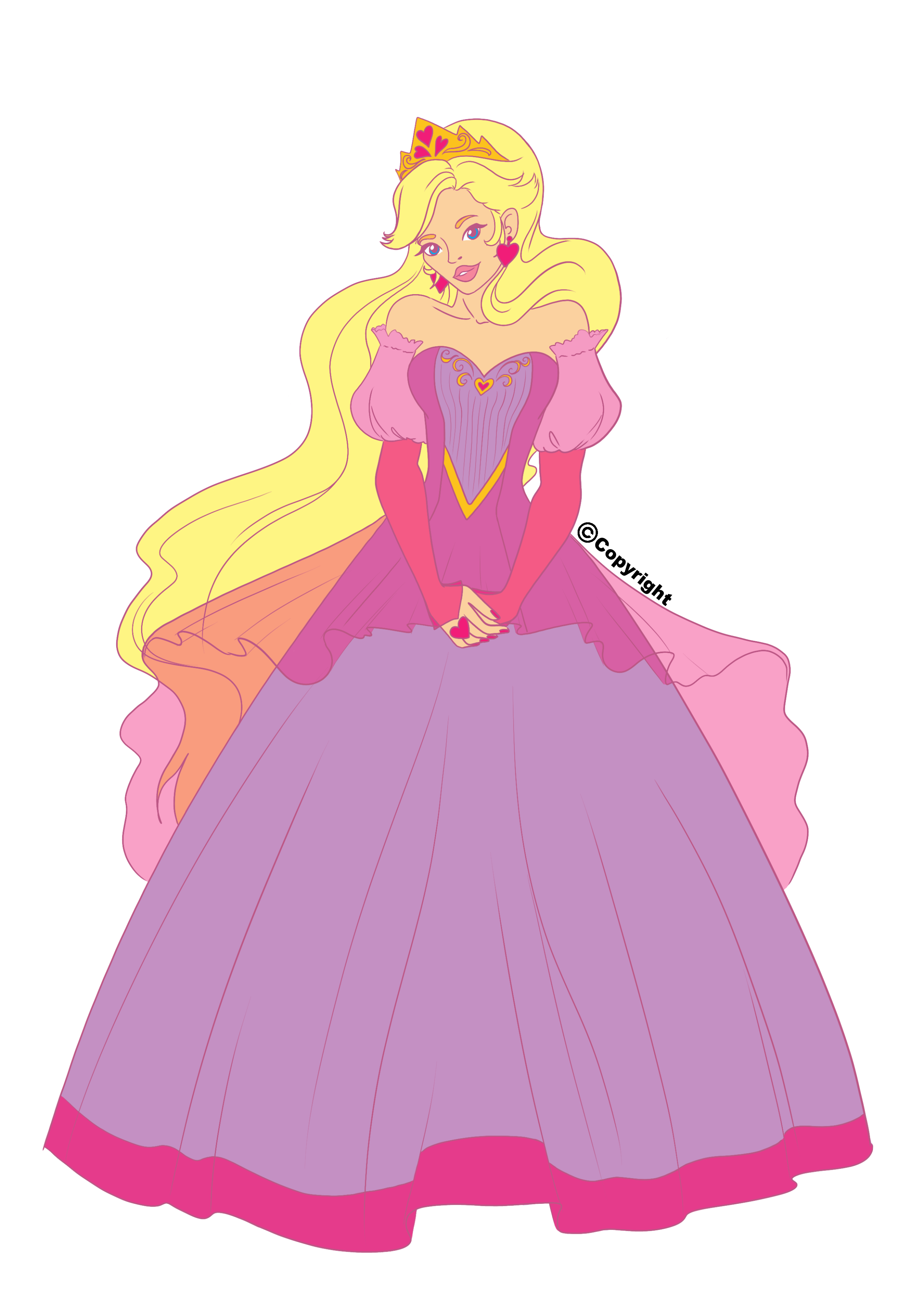 Fairytale Princess